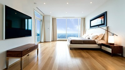 home, luxury, bedroom - image