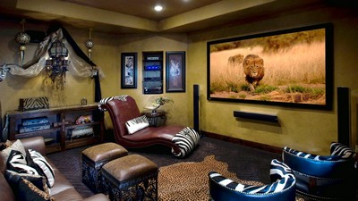 design, flowers, safari, style, african style, room, zebra, sofa, lion, chairs, interior, pillows, lions, tv