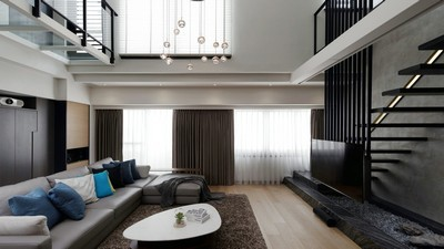 meubles, style, design, interieur, salon