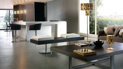 casa, design, stil, interior, living, apartament