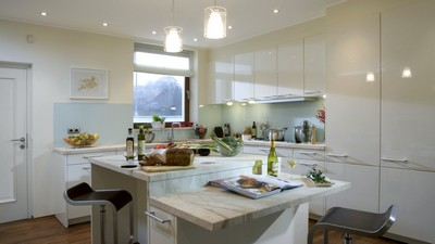 room, style, kitchen, design, interior, house - image