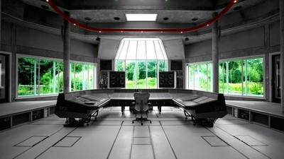 speakers, music, sound, remote, controls, wallpaper, window, studio, interior, mixer, wallpaper, xxl - image
