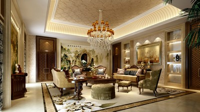living room, chandelier, table, room, room, interior, chairs, sofas, interior, paintings, design, style, living - image
