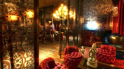 The Red Room, Quarto, Chicago - image